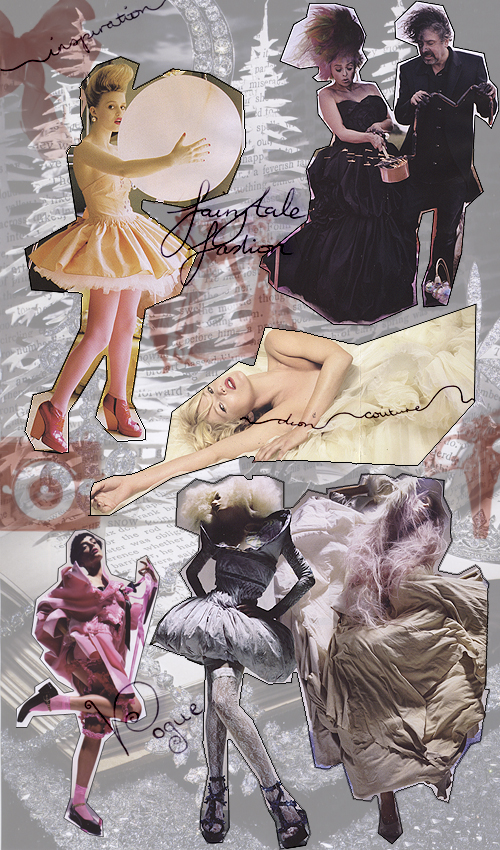 Ballet+moodboard